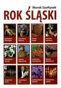 Rok śląski - okładka książki