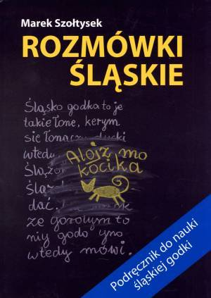 Rozmówki śląskie - okładka książki