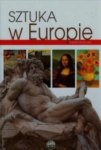 Sztuka w Europie - okładka książki