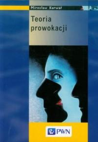 Teoria prowokacji - okładka książki