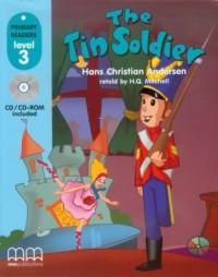 The Tin Soldier (+ CD) - okładka książki