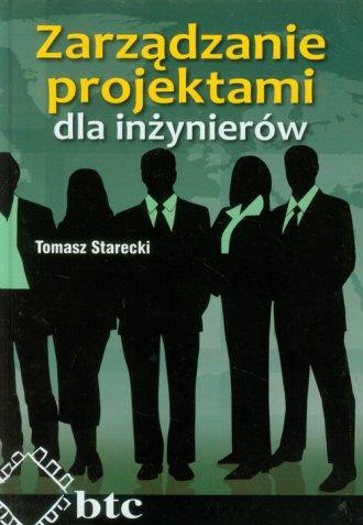 Zarządzanie projektami dla inżynierów - okładka książki