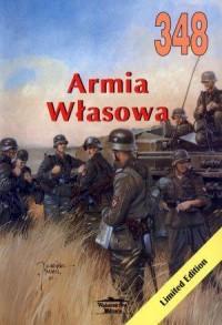 Armia Własowa. 348 - Jacek Solarz - okładka książki