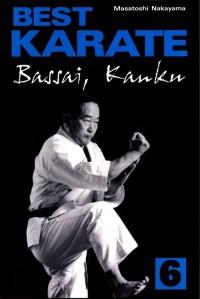 Best karate 6. Bassai, Kanku - okładka książki