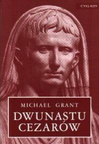 Dwunastu cezarów - okładka książki