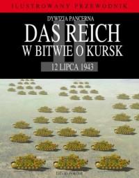 Dywizja pancerna Das Reich w bitwie - okładka książki