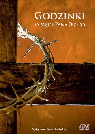 Godzinki o męce Pana Jezusa - pudełko audiobooku