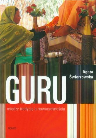 Guru - między tradycją a współczesnością - okładka książki