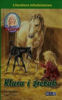 Klara. Klara i źrebak - okładka książki