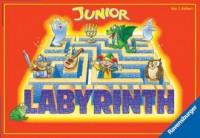Labirynt Junior - Wydawnictwo - zdjęcie zabawki, gry
