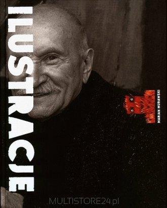 Marian Murawski. Ilustracje - okładka książki