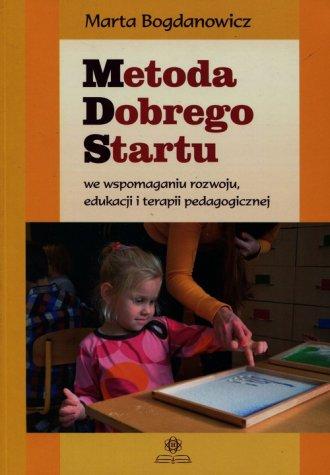 Metoda Dobrego Startu we wspomaganiu - okładka książki