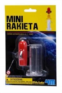 Mini rakieta - Wydawnictwo - zdjęcie zabawki, gry