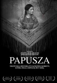 Papusza - Joanna Kos-Krauze - okładka filmu