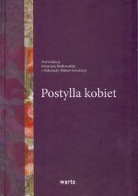 Postylla kobiet - okładka książki
