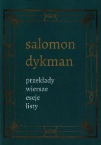 Przekłady, wiersze, eseje, listy. - okładka książki