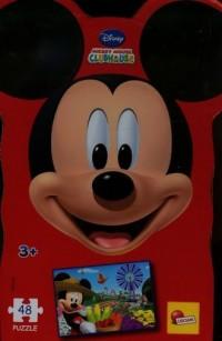 Shape Mickey Mouse (puzzle 48-elem.) - zdjęcie zabawki, gry