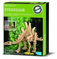Stegozaur. Wykopaliska - zdjęcie zabawki, gry