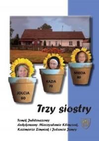 Trzy siostry - okładka książki