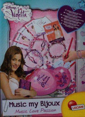 Violetta Music my Bijoux Biżuteria - zdjęcie zabawki, gry