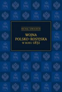 Wojna polsko-rosyjska w roku 1831 - okładka książki