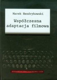 Współczesna adaptacja filmowa - okładka książki