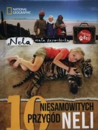 10 niesamowitych przygód Neli - okładka książki