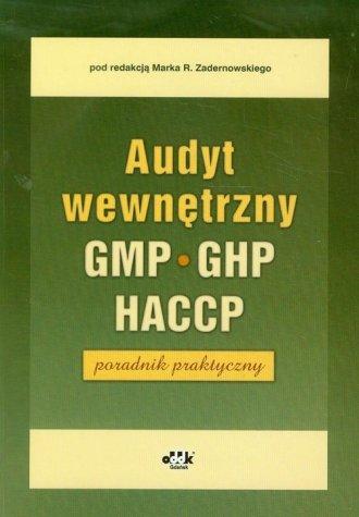 Audyt wewnętrzny GMP GHP HACCP. - okładka książki
