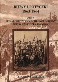 Bitwy i potyczki 1863-1864 - Stanisław - okładka książki