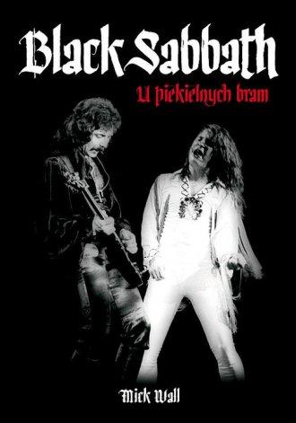 Black Sabbath. U piekielnych bram - okładka książki