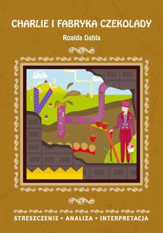 Charlie i fabryka czekolady Roalda - okładka podręcznika
