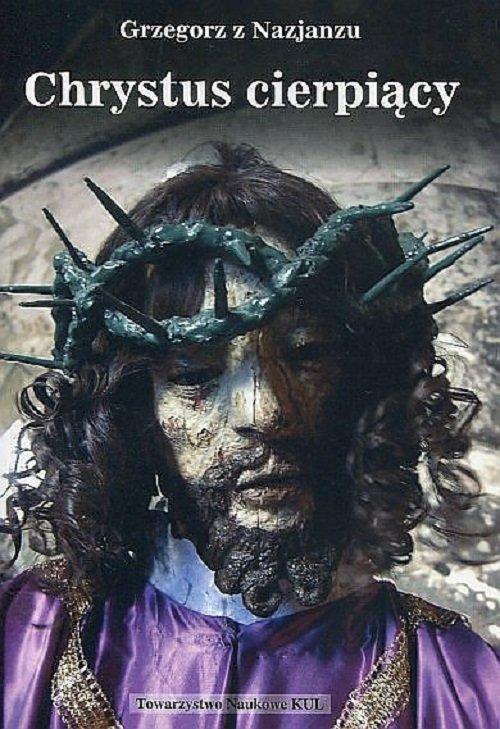 Chrystus cierpiący - okładka książki