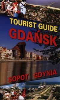 Gdańsk, Sopot, Gdynia. Tourist Guide - okładka książki