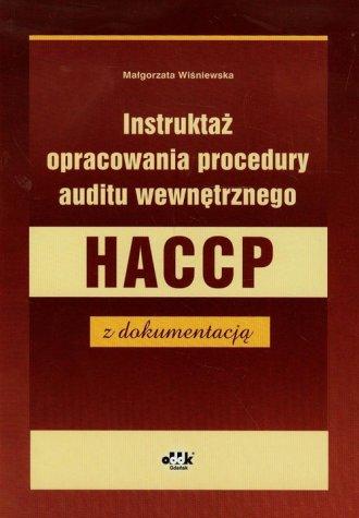 Instruktaż opracowania procedury - okładka książki