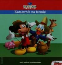 Katastrofa na farmie - okładka książki