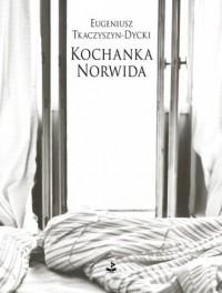 Kochanka Norwida - okładka książki