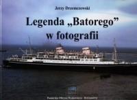 Legenda Batorego w fotografii - okładka książki