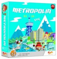 Metropolia - Masao Suganuma - zdjęcie zabawki, gry