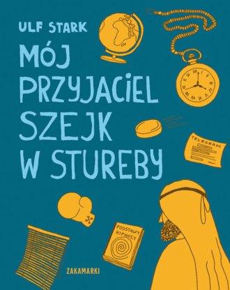 Mój przyjaciel szejk w Stureby - okładka książki