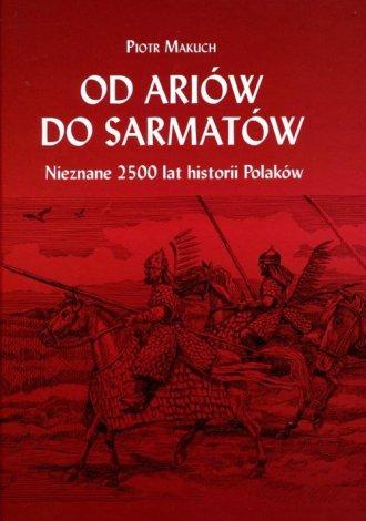 Od Ariów do Sarmatów. Nieznane - okładka książki