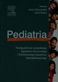 Pediatria. Podręcznik do Lekarskiego - okładka książki