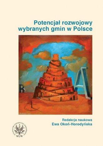 Potencjał rozwojowy wybranych gmin - okładka książki