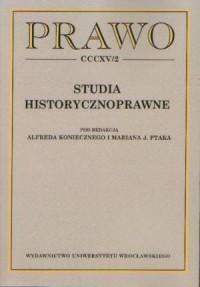 Prawo CCCXV/2 - okładka książki