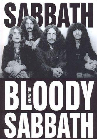 Sabbath Bloody Sabbath - okładka książki