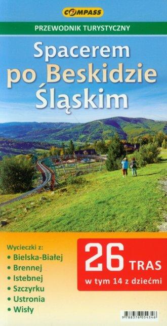 Spacerem po Beskidzie Śląskim. - okładka książki