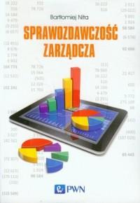 Sprawozdawczość zarządcza - okładka książki