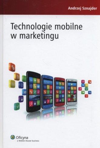 Technologie mobilne w marketingu - okładka książki