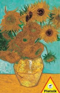 Van Gogh. Słoneczniki (puzzle) - zdjęcie zabawki, gry