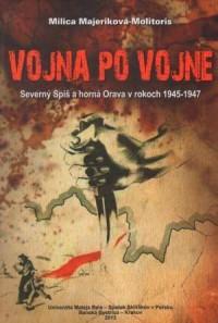 Vojna po vojne - okładka książki