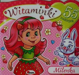 Witaminki. Milenka - okładka książki